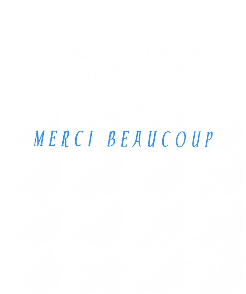 Merci Beaucoup, Set of 10