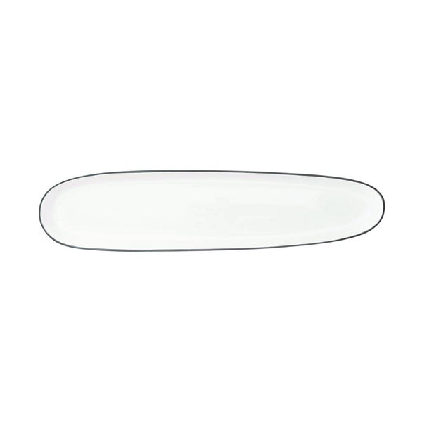 Abbesses Oblong Plate - Set of 4