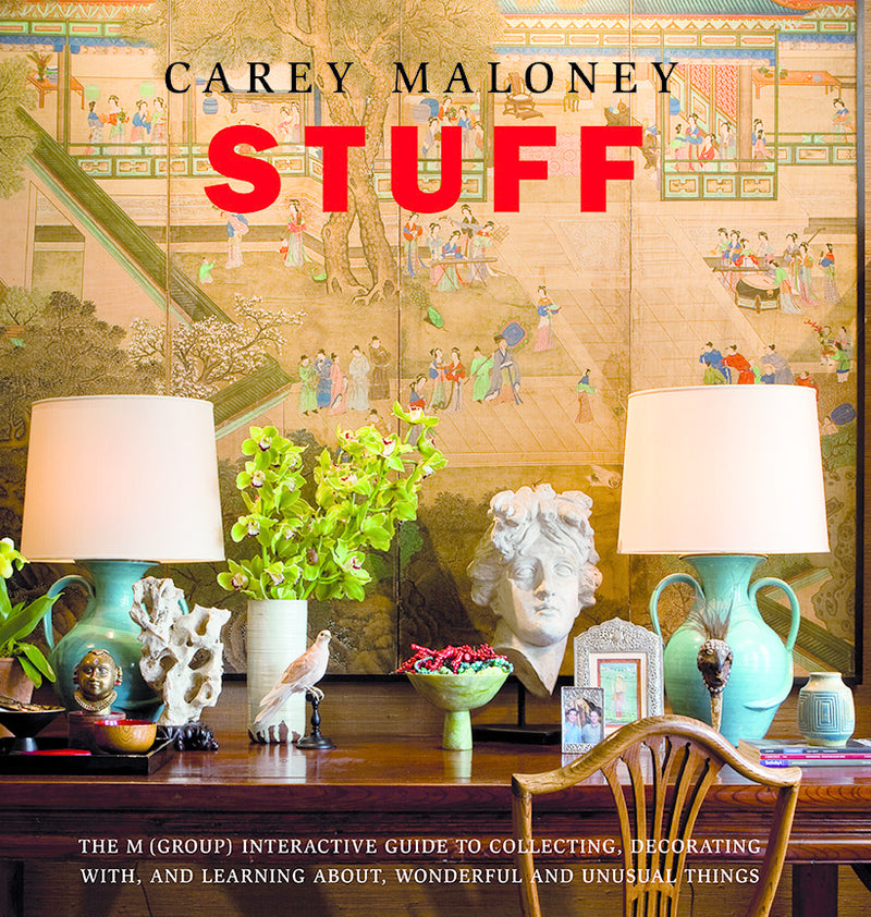 Stuff by Carey Maloney