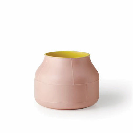 Tub Vase in Rosa by Benjamin Hubert