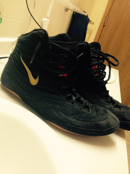 Guide To Nike Inflict Wrestling Shoes