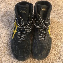 Load image into Gallery viewer, Asics Gold Rulon Wrestling Shoes
