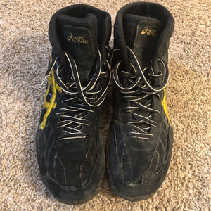 Asics Gold Rulon Wrestling Shoes