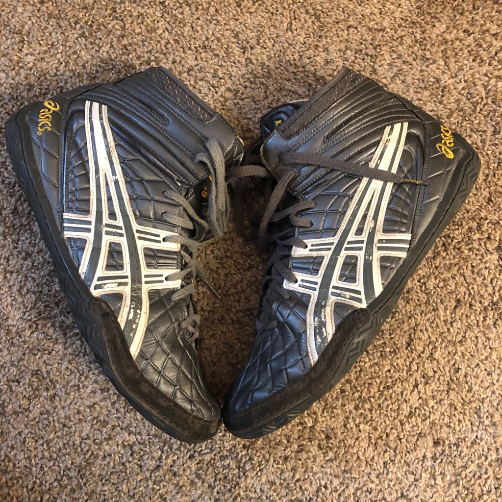 Asics Gel Assault Wrestling Shoes