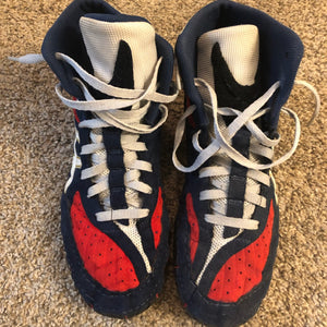 RWB Asics Aggressor Wrestling Shoes