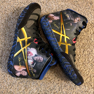 "Asics Aggressor ""Legends"" Wrestling Shoes"