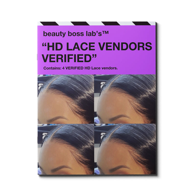 """HD Lace Vendors"""