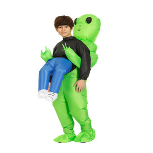 Open image in slideshow, Inflatable Halloween Costume For Adults and Kids