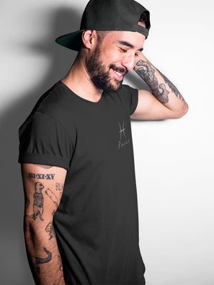 PISCES Minimalist T-Shirt for Men