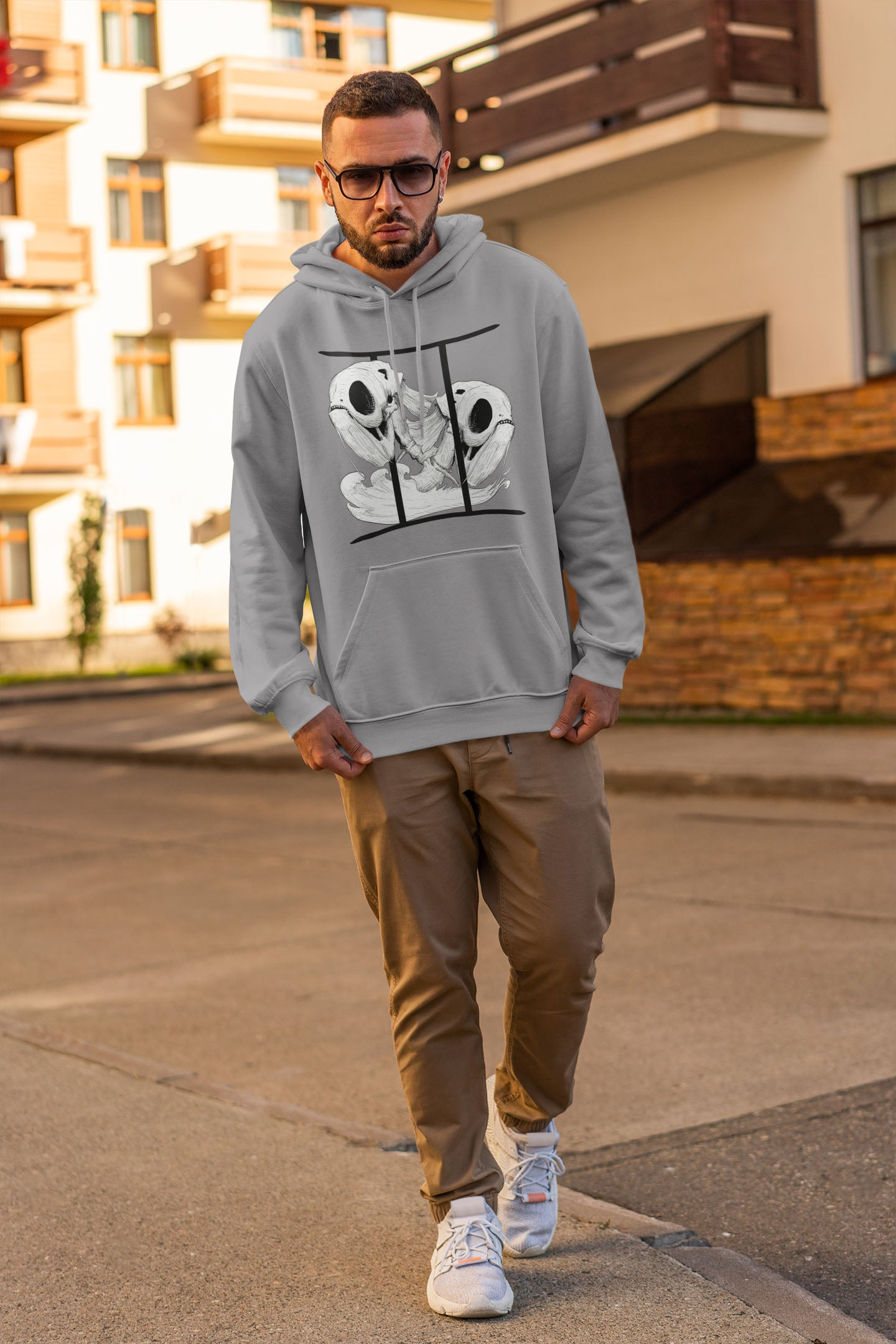 PISCES Hoodie for Men