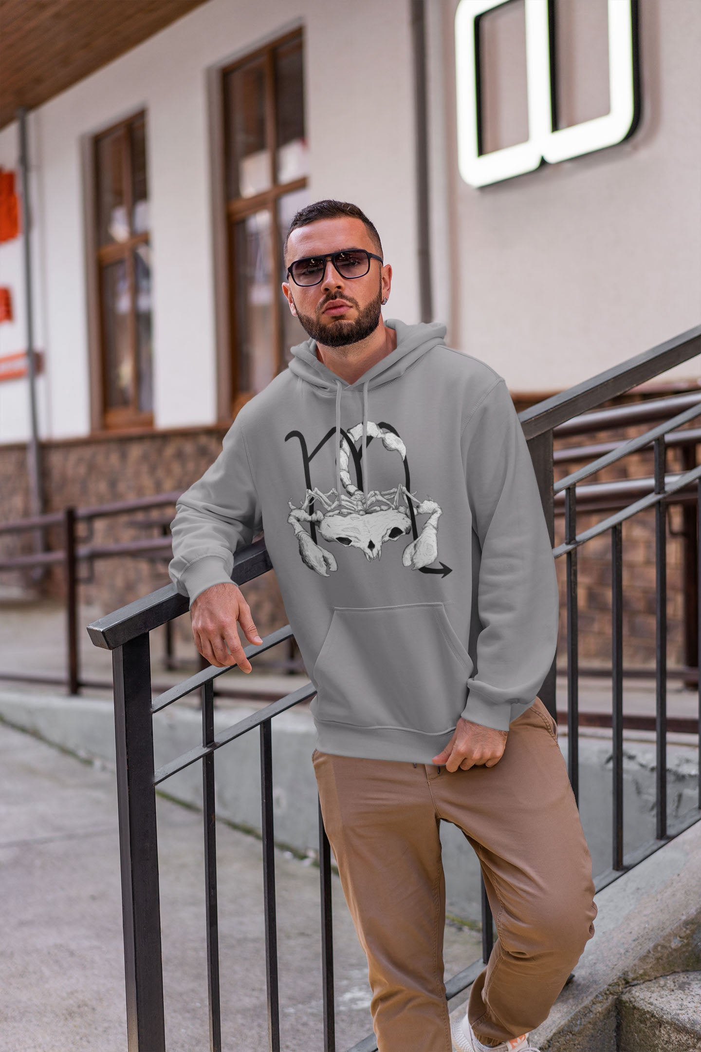 SCORPIO Hoodie for Men