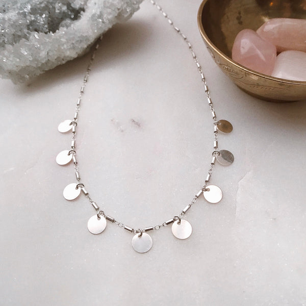 Gia in Sterling Silver