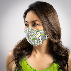 En Route™ Urban Renewal | (Unisex) Mask