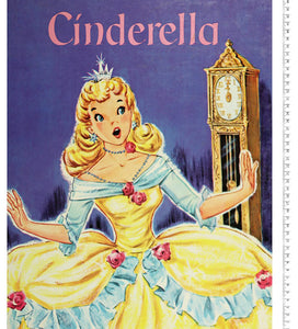 Story Time Cinderella Panel