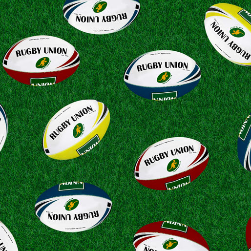 Outdoor Aussie Rugby Union Balls