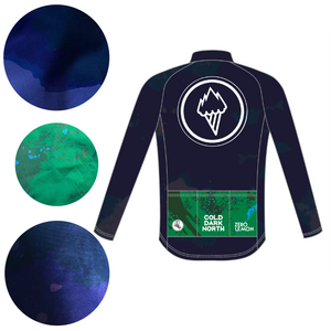 Cold Dark North Lightweight Long Sleeve Foundation Jersey: Pre-Order
