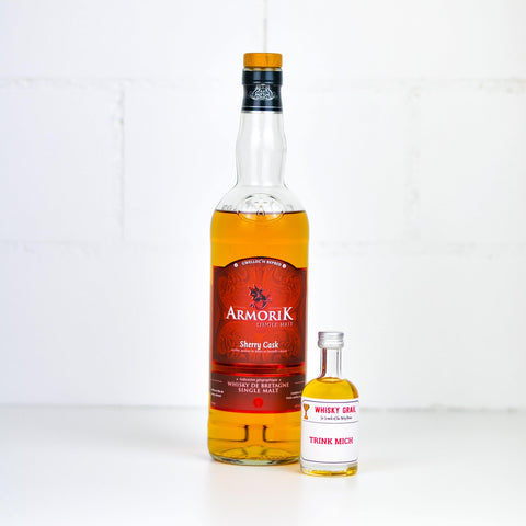Armorik Sherry Cask 5cl - Whisky Grail