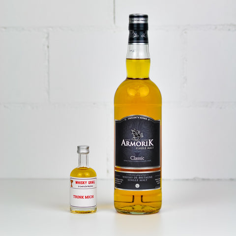 Armorik Classic 5cl - Whisky Grail