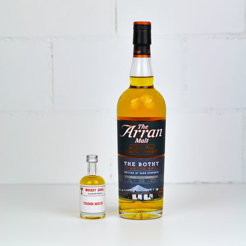 Arran The Bothy Quarter Cask Batch 1 - Whisky Grail