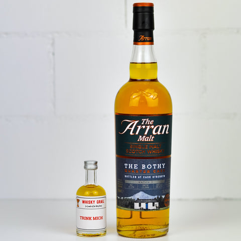 Arran The Bothy Quarter Cask Batch 2 - Whisky Grail