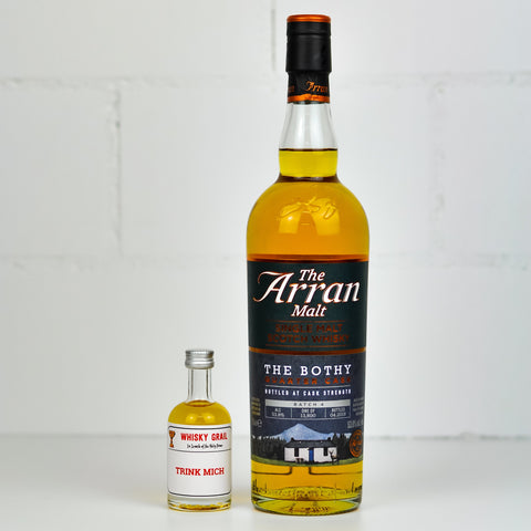 Arran The Bothy Quarter Cask Batch 4 - Whisky Grail