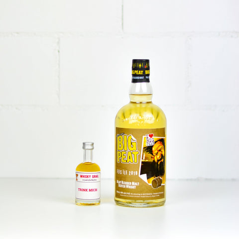 Big Peat Feis Ile 2018 5cl - Whisky Grail