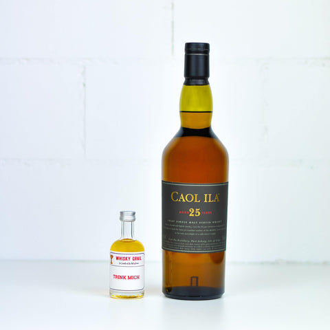 Caol Ila 25 Years Old 5cl - Whisky Grail