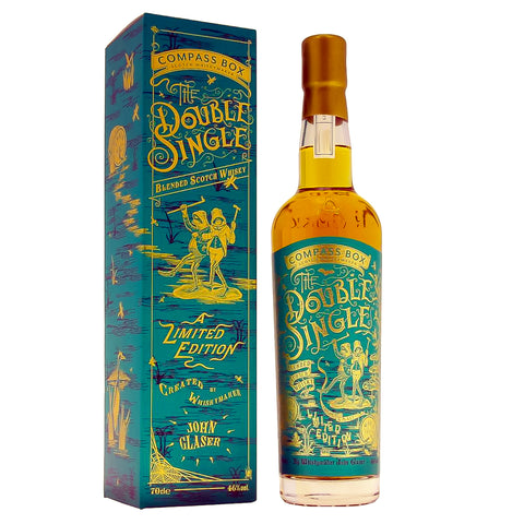 Compass Box Double Single<br> 70cl