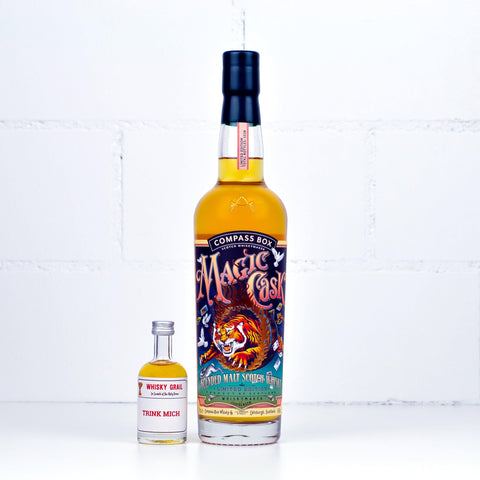 Compass Box Magic Cask - Whisky Grail