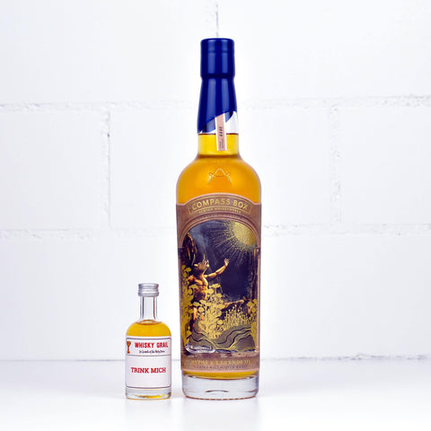 Compass Box Myths & Legends III - Whisky Grail