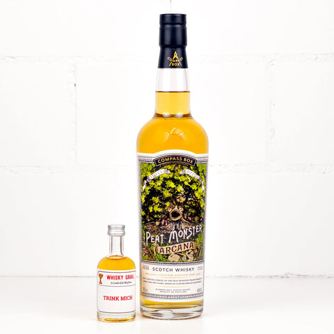 Compass Box Peat Monster Arcana 5cl - Whisky Grail
