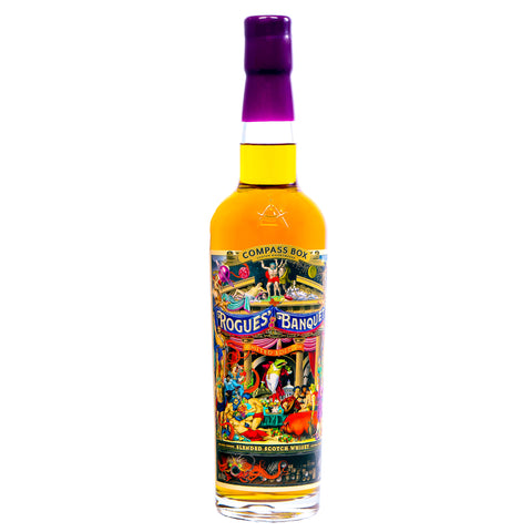 Compass Box Rogues' Banquet<br> 70cl