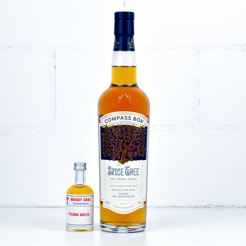 Compass Box Spice Tree<br> 5cl und 70cl