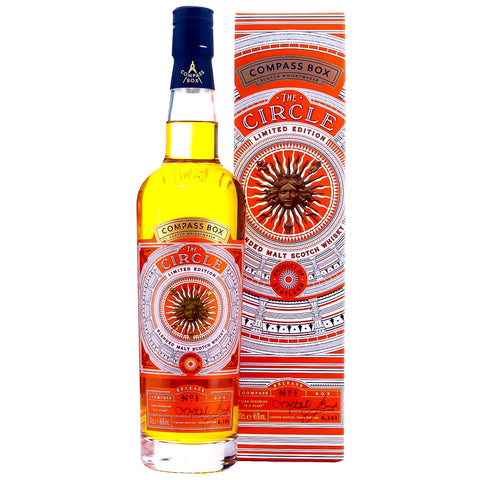 Compass Box<br>The Circle<br><br>