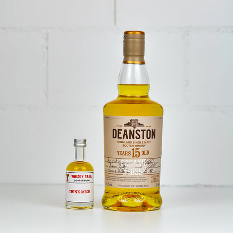 Deanston Organic 15 Years Old - Whisky Grail