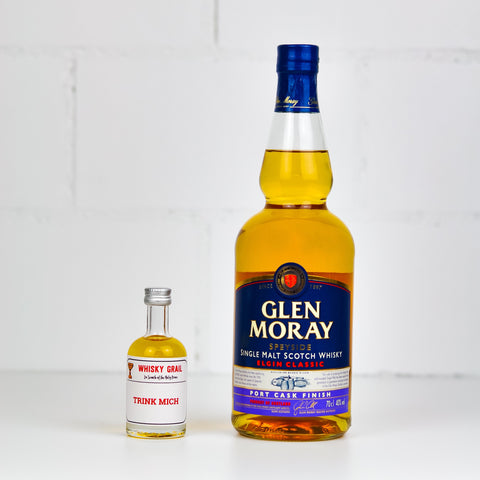 Glen Moray Port Cask Finish - Whisky Grail