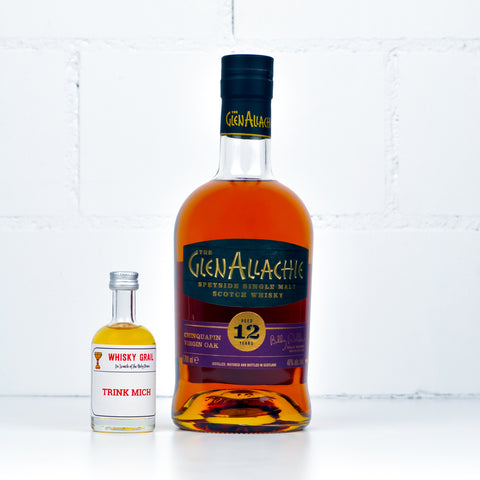 Glenallachie<br>12 Years Old<br>Chinquapin Virgin Oak