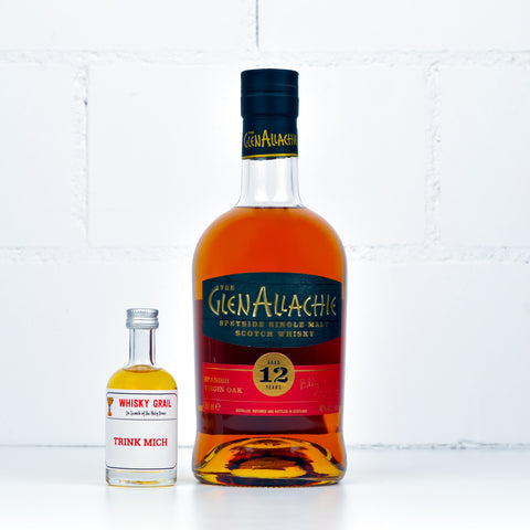 Glenallachie<br>12 Years Old<br>Spanish Virgin Oak 5cl