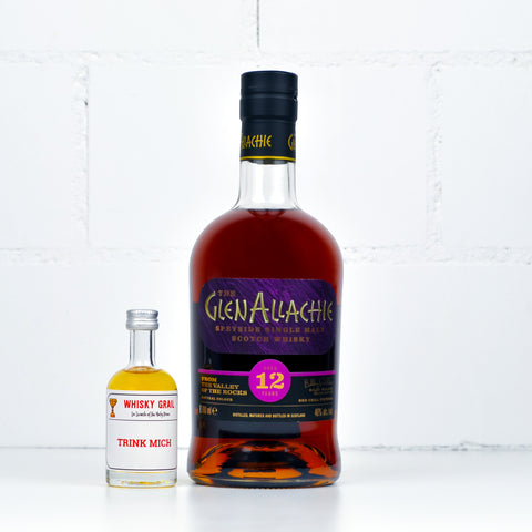 Glenallachie<br>12 Years Old<br>5cl
