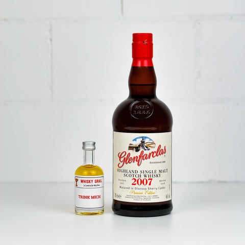 Glenfarclas Premium Edition 2007/2018 5cl - Whisky Grail