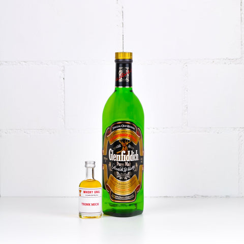 Glenfiddich Pure Malt 90s 5cl - Whisky Grail