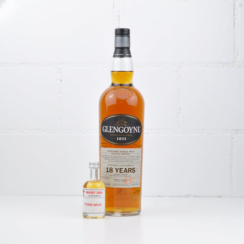 Glengoyne 18 Years Old 5cl - Whisky Grail