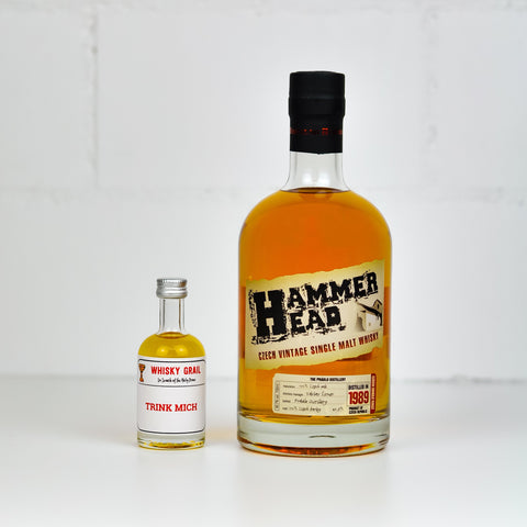 Hammer Head 1989 23 years old - Whisky Grail