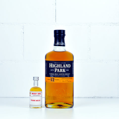 Highland Park <br>12 Years Old 2010's <br>5cl