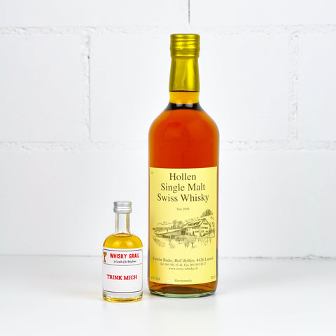 Hollen Single Malt Chardonnay Casks