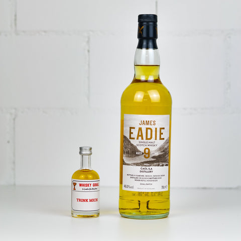 Caol Ila 9 Years Old James Eadie 5cl - Whisky Grail