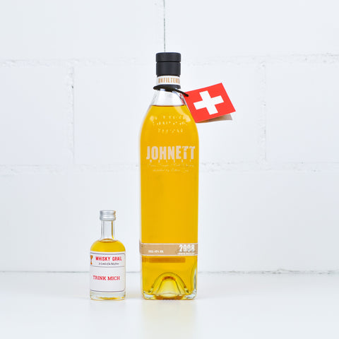 Johnett Whisky 2008 <br>5cl
