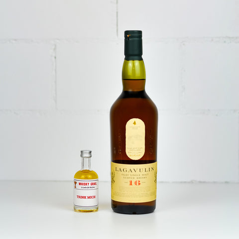 Lagavulin 16 Years Old - Whisky Grail