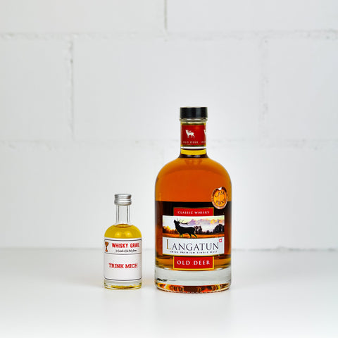 Langatun Old Deer Cask Proof 5cl - Whisky Grail
