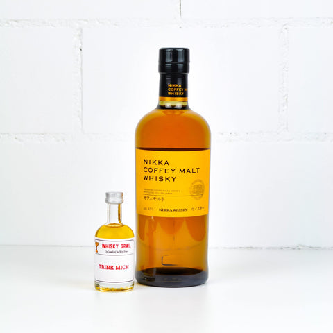 Nikka Coffey Malt 5cl - Whisky Grail